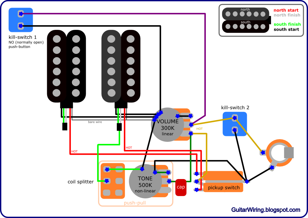 The guitar wiring blog diagrams and tips buckethead signature les the guitar wiring blog diagrams and tips buckethead signature les paul wiring cheapraybanclubmaster Images