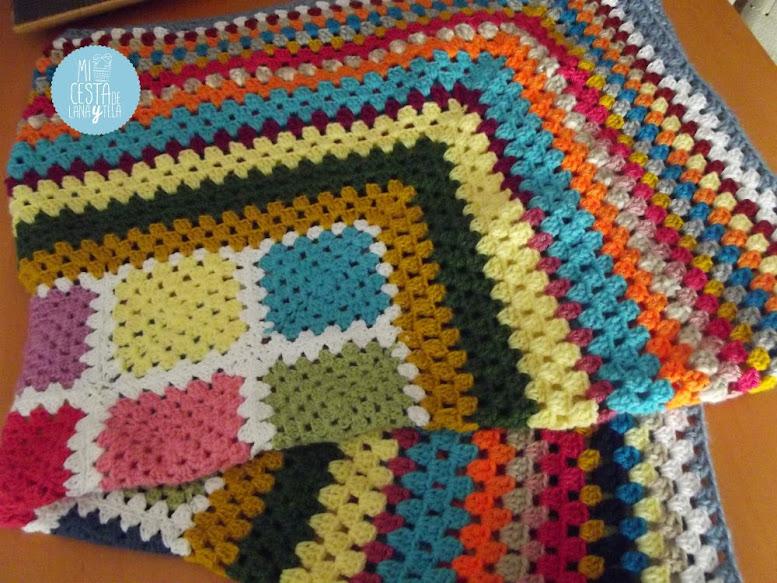 Como hacer cositas de lana imagui for Mantas de lana hechas a mano