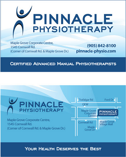 Print Design For Physiotherapist
