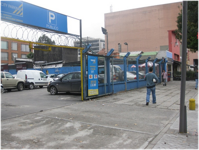 The (R)evolution of parking in Bogotá: Part 2 Too much of a good thing? (2000-2007)