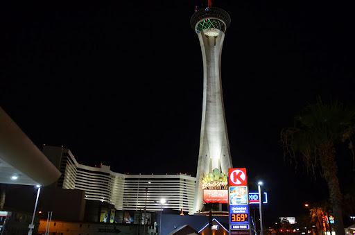 Stratosphere hotel vegas