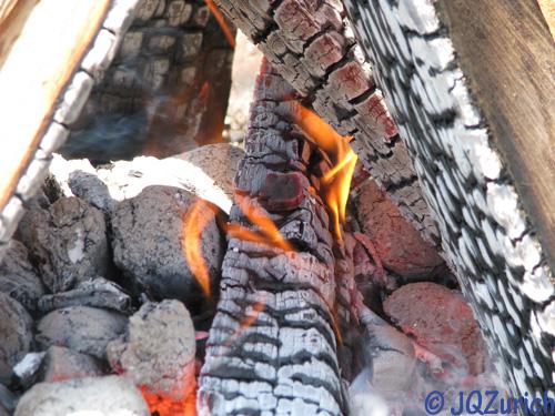 آتش - بعد از سوختن خانه عقل!