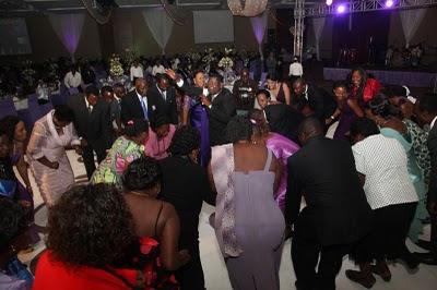 Harusi ya Jay P katika Picha