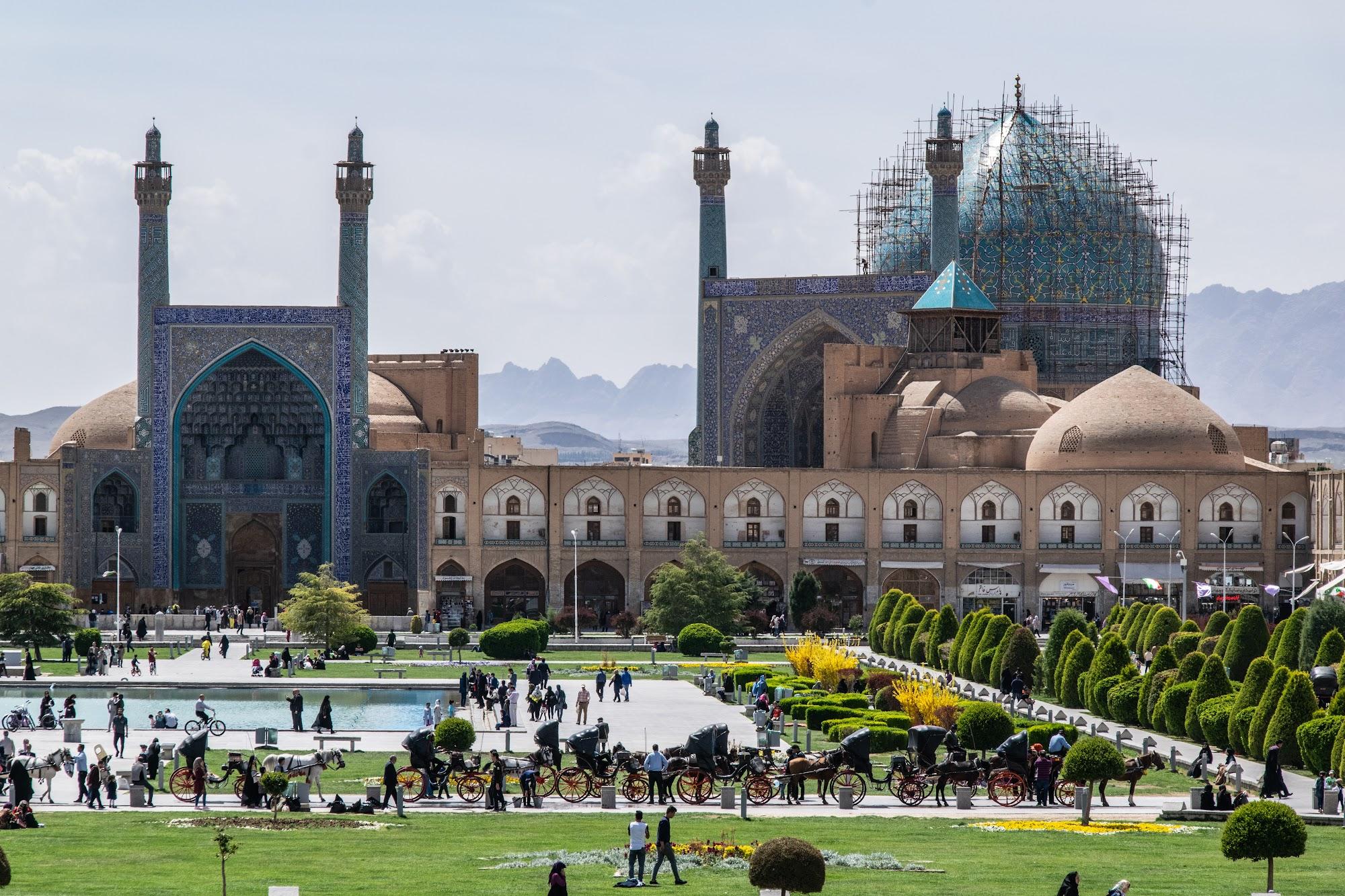 Reisinformatie Iran