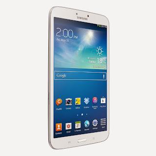 Galaxy Tab 3 blanc 8 pouces