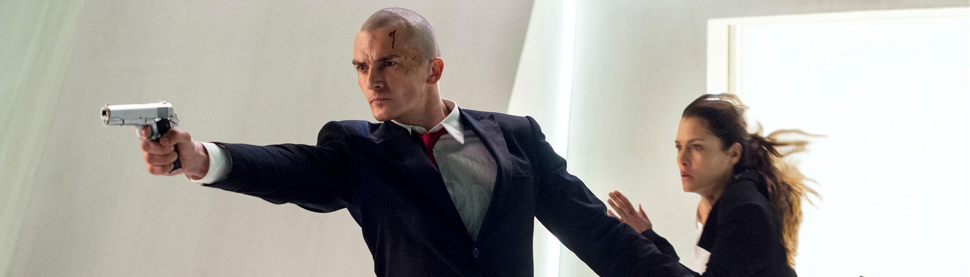 Baner filmu 'Hitman: Agent 47'