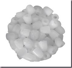 Лед в форме наперстка из генераторов пальчикового льда