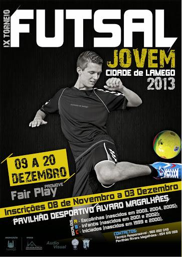 """Tudo a postos para o arranque do Torneio de Futsal """"Cidade de Lamego"""""""