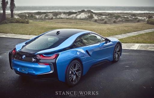 BMW i8 Protonic Blue: Đẹp ngỡ ngàng 5