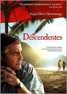 Os Descendentes Dublado 2012