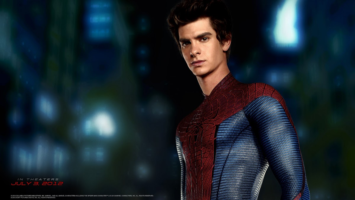 The Amazing Spider-Man Character Wallpapers