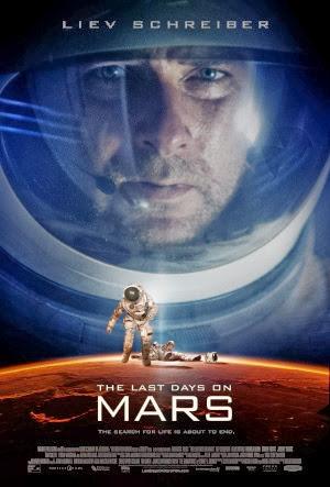 Filme Poster Os Últimos Dias em Marte HDRip XviD & RMVB Legendado