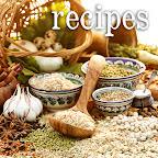 Фотографии с рецептами