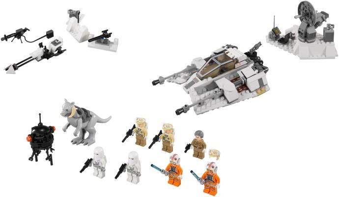 レゴ スター・ウォーズ ホスの戦い 75014