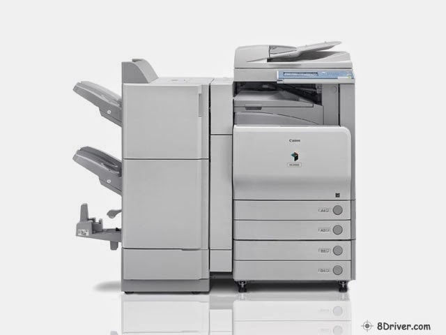 download Canon iRC3580 printer's driver
