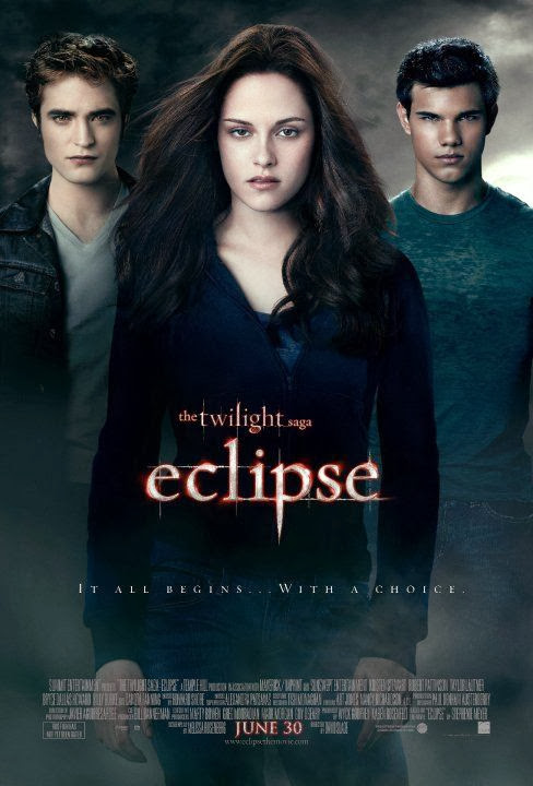 Poster Of The Twilight Saga: Eclipse (2010) Full Movie Hindi Dubbed Free Download Watch Online At Alldownloads4u.Com