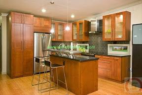 Tủ bếp gỗ tự nhiên BESM0120