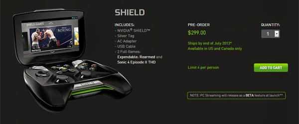 Shield bị hoãn bán cho đến tháng 7 vì lỗi phần cứng 1