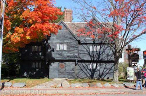 The Salem Witch House