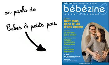 Magazine bebezine