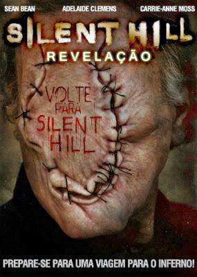 Filme Poster Terror em Silent Hill: Revelação R5 XviD Dual Audio & RMVB Dublado