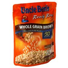 Domestic Frugalista: FREE Pouch Uncle Ben's Ready Rice!