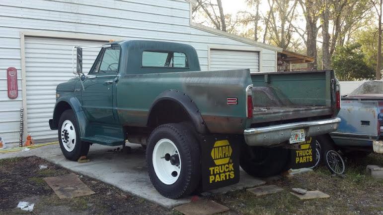 1961 Chevrolet C50 Dump Truck For Sale - Sanford, FL ...   C50 Truck