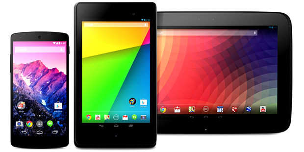 Android 5.0 Lollipop OTA update zip files now available for Nexus devices