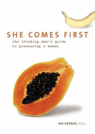 Book Review She Comes First Cover