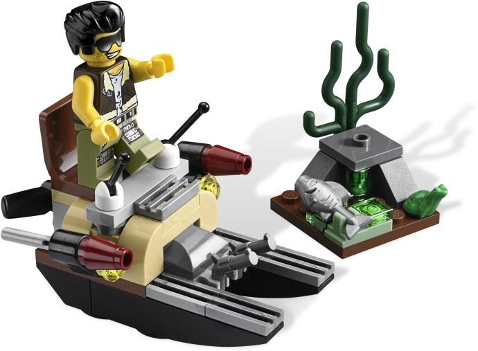 9461 レゴ 沼怪人