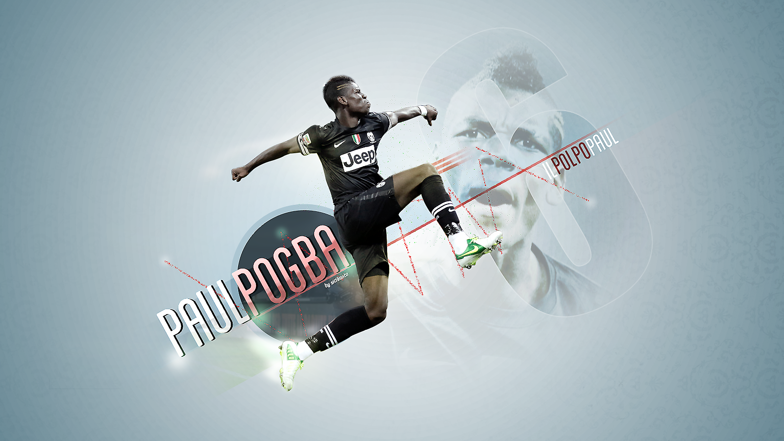 Download Paul Pogba Wallpapers HD Wallpaper