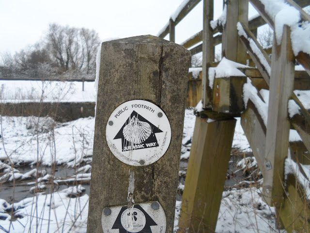 Trail signs...