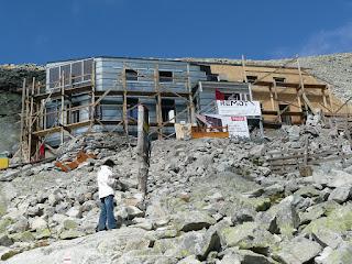 Chata pod Rysmi 2250 m.n.m.