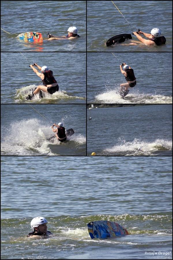 Wakeboarding - sztuka utrzymywania równowagi