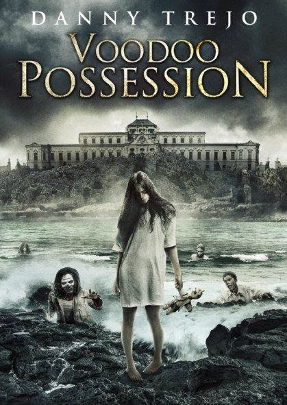 Poster Of English Movie Voodoo Possession (2014) Free Download Full New Hollywood Movie Watch Online At Alldownloads4u.Com