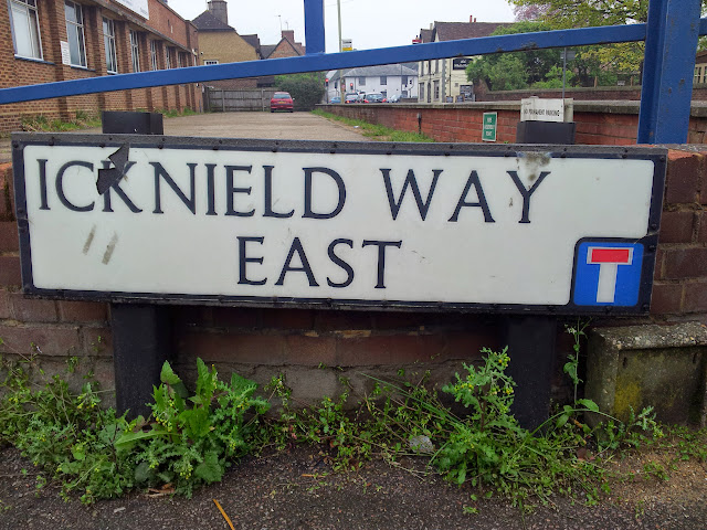Not the Icknield Way
