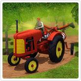 """Трактор """"Дедушкина роща"""""""