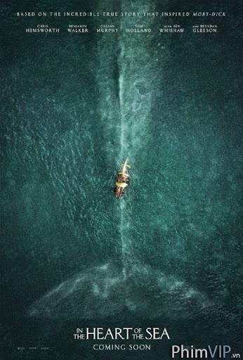 Trái Tim Đại Dương - Heart Of The Sea poster