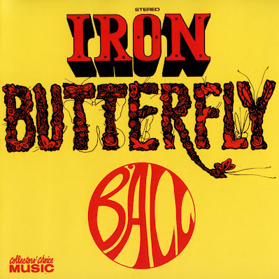 Iron Butterfly ~ 1969 ~ Ball