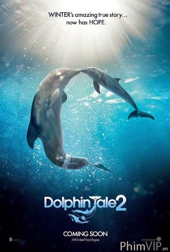 Câu Chuyện Cá Heo 2 - Dolphin Tale 2 poster
