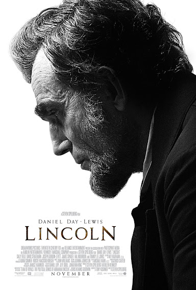 DreamWorks Pictures/Twentieth Century Fox movie Lincoln with Daniel Day Lewis