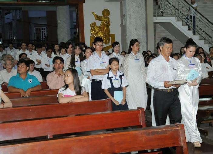 Gx.Tân Phú Hoà, Sài gòn: Chi thể mới trong Đức Kitô