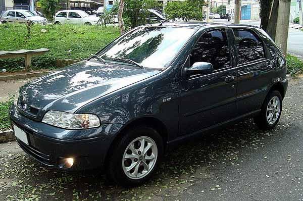 Fiat Palio 2003 ELX 1.6 16V completo