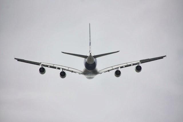 A380 auf der ILA 2010
