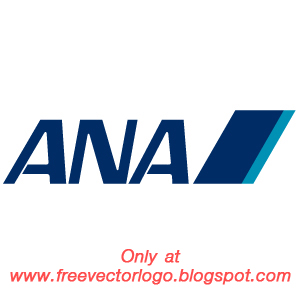 All Nippon Airways logo vector
