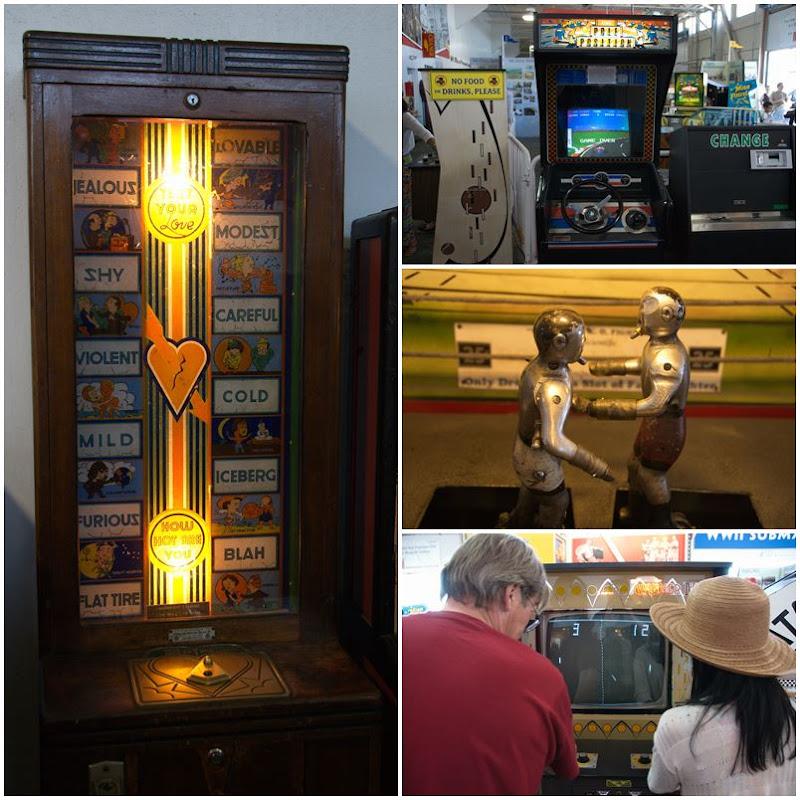San Francisco Spielautomatenmuseum