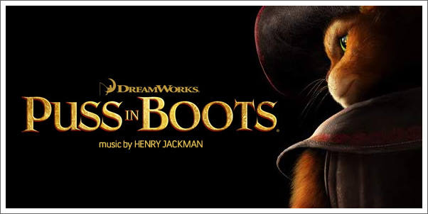 Puss in Boots (Soundtrack) by Henry Jackman - Review