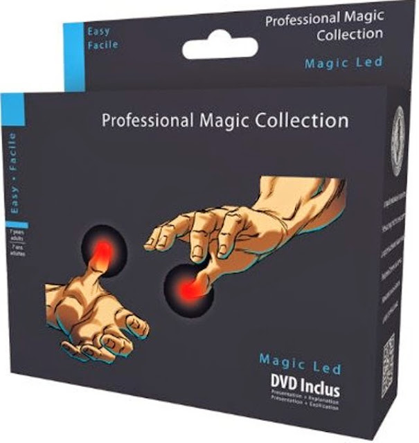 Sản phẩm OID Magic 558 Magic Led - Đèn Led ảo thuật
