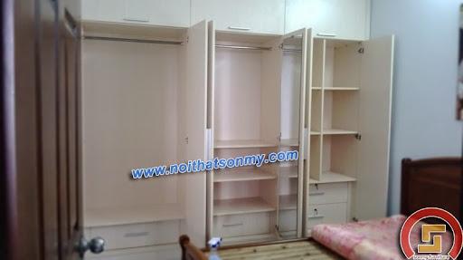 Tủ quần áo gỗ công nghiệp-5