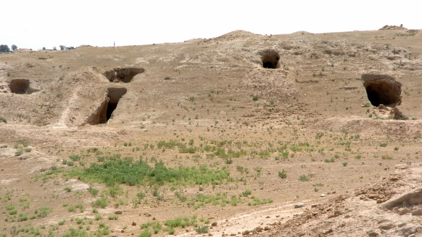 Near East: Ancient Syrian site discovered and destroyed by ISIS